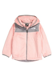 Infant Girl's The North Face Oso Fleece Full Zip Hoodie