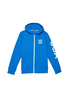 The North Face International Collection Full Zip Hoodie (Little Kids/Big Kids)