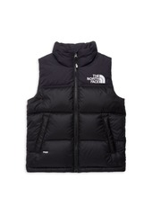 The North Face Little Boy's & Boy's 1996 Retro Down Puffer Vest