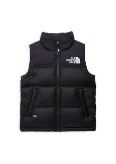 The North Face Little Boy's & Boy's 1996 Retro Down Puffer Vest