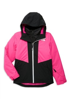 The North Face Little Girl's & Girl's Clementine Triclimate Jacket