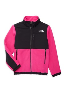 The North Face Little Girl's & Girl's Denali Fleece Jacket