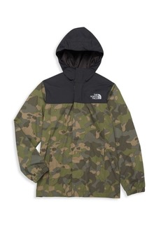 The North Face Little Girl's & Girl's Resolve Reflective Hooded Jacket