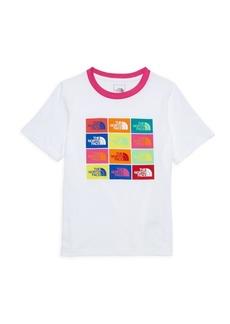 The North Face Little Girl's & Girl's Ringer T-Shirt