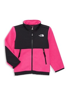 The North Face Little Girl's Denali Fleece Jacket