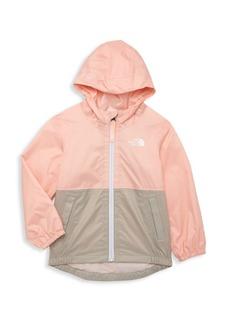 The North Face Little Girl's Zipline Rain Jacket