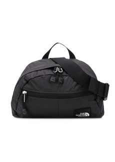 The North Face logo embroidered belt bag