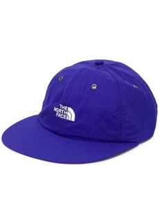The North Face logo embroidered cap