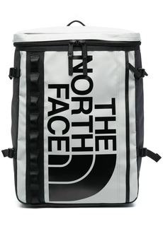 The North Face logo-print backpack