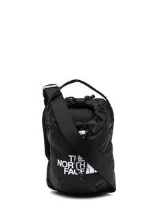 The North Face logo-print crossbody bag