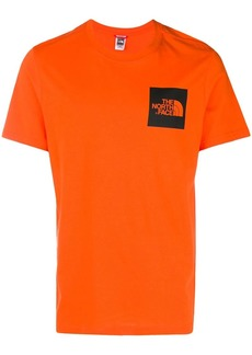 The North Face logo print T-shirt
