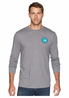 The North Face Long Sleeve Graphic Patch Tee