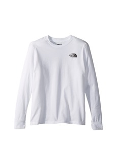 The North Face Long Sleeve Graphic Tee (Little Kids/Big Kids)