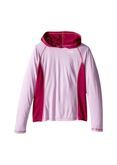 The North Face Long Sleeve Reactor Hoodie (Little Kids/Big Kids)