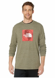The North Face Long Sleeve Recycled Materials T-Shirt
