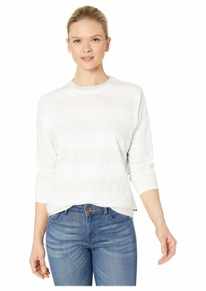 The North Face Long Sleeve Stripe Knit Top