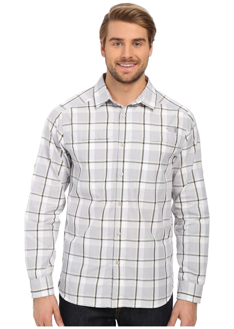 The North Face Long Sleeve Traverse Plaid Shirt