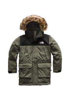 The North Face McMurdo Two-Tone Down Parka w/ Faux-Fur Trim  Size XXS-XL
