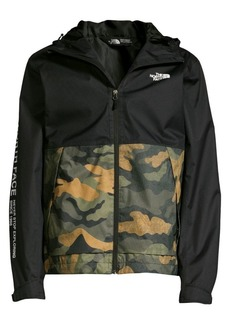 The North Face Millerton Waterproof Rain Jacket