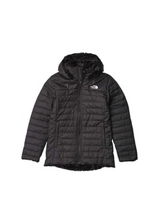 The North Face Mossbud Swirl Reversible Parka (Little Kids/Big Kids)