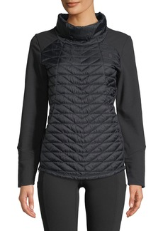 The North Face Motivation Thermoball Insulated Performance Pullover Jacket