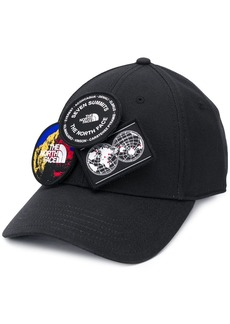 The North Face multi-patch baseball cap