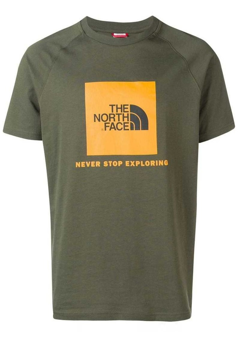 The North Face 'Never Stop Exploring' T-shirt | T Shirts