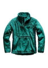 The North Face Osito 1/4 Zip Faux Fur Fleece Pullover