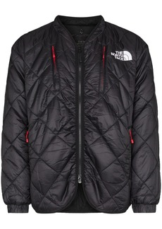The North Face padded quilted jacket