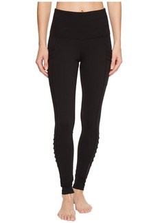 The North Face Perfect Core High-Rise Zip Tights