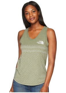 The North Face Printed Tri-Blend Tank Top