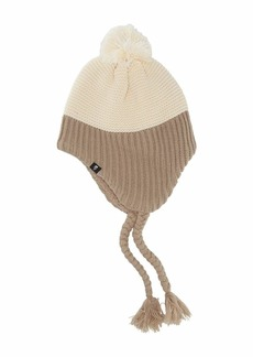 The North Face Purrl Stitch Earflap Beanie