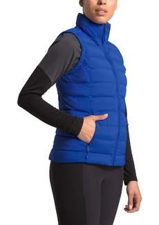 The North Face Quilted Stretch Insulated Down Vest