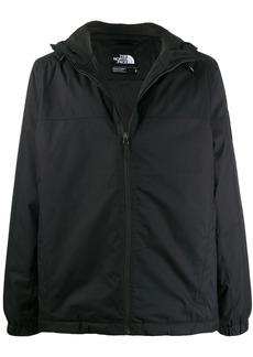 The North Face rear logo jacket