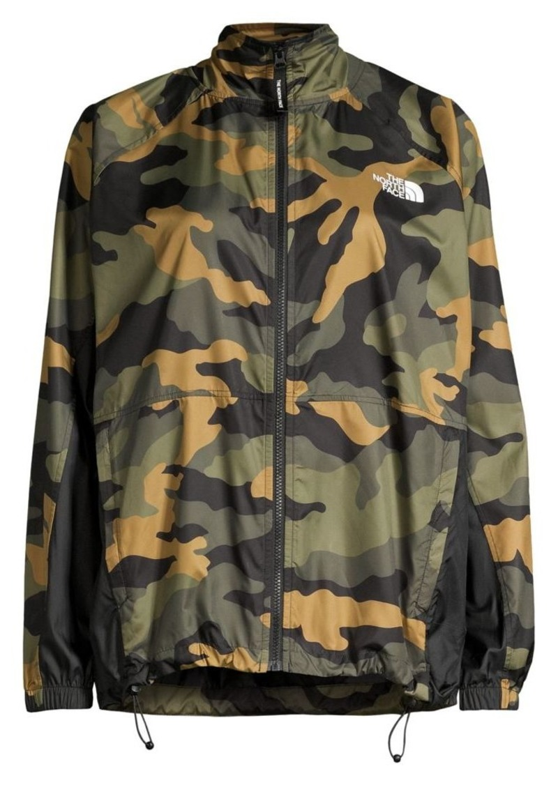 The North Face Relax-Fit Graphic Collection Wind Jacket