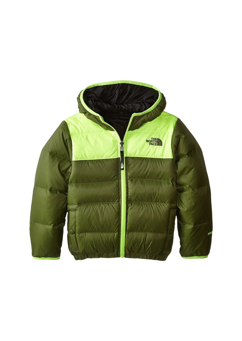 03e3dfb6c The North Face Reversible Moondoggy Jacket (Little Kids/Big Kids ...