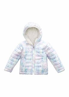 The North Face Reversible Mossbud Swirl Hooded Jacket
