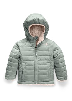 The North Face Reversible Mossbud Swirl Jacket  Size 2-4T