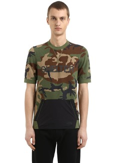 The North Face Shelter Camo Cotton Blend T-shirt