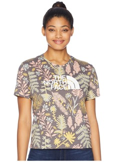 The North Face Short Sleeve All Over Print Crew Tee