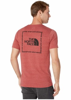 The North Face Short Sleeve Archived Tri-Blend Tee