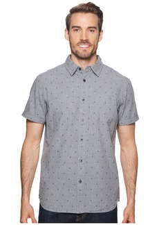 The North Face Short Sleeve Bay Trail Jacquard Shirt