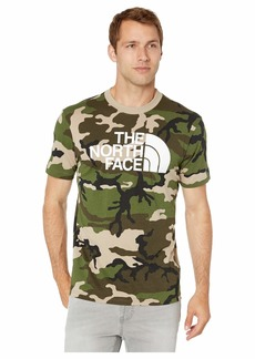 The North Face Short Sleeve Camo Half Dome T-Shirt