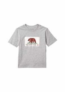 The North Face Short Sleeve Graphic Tee (Little Kids/Big Kids)