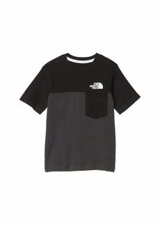 The North Face Short Sleeve Pocket Tee (Little Kids/Big Kids)