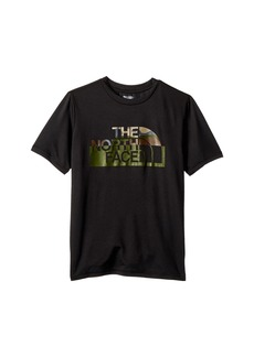 The North Face Short Sleeve Reaxion 2.0 Tee (Little Kids/Big Kids)
