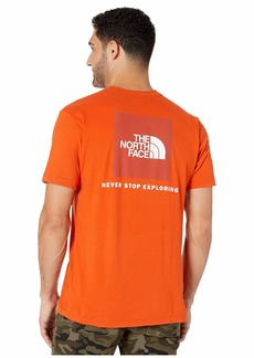The North Face Short Sleeve Red Box T-Shirt