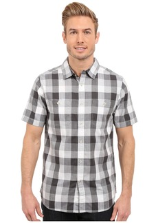 The North Face Short Sleeve Shadow Gingham Shirt