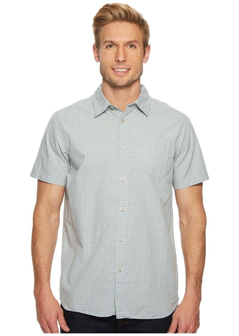 70e665807 Short Sleeve Shadow Gingham Shirt