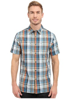 The North Face Short Sleeve Solar Plaid Shirt